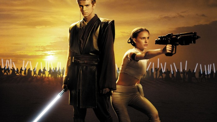 Star Wars Episode II: Attack of the Clone(2002)