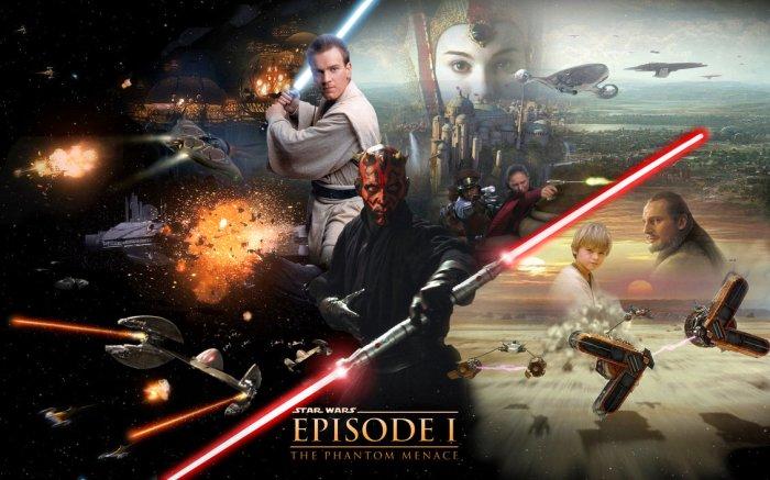 Star Wars Episode I: The Phantom Menace(1999)