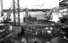 อดีตสะพานเหล็ก Leica M6 LensVoigtländer 28mm Film: Adox Silvermax ISO100